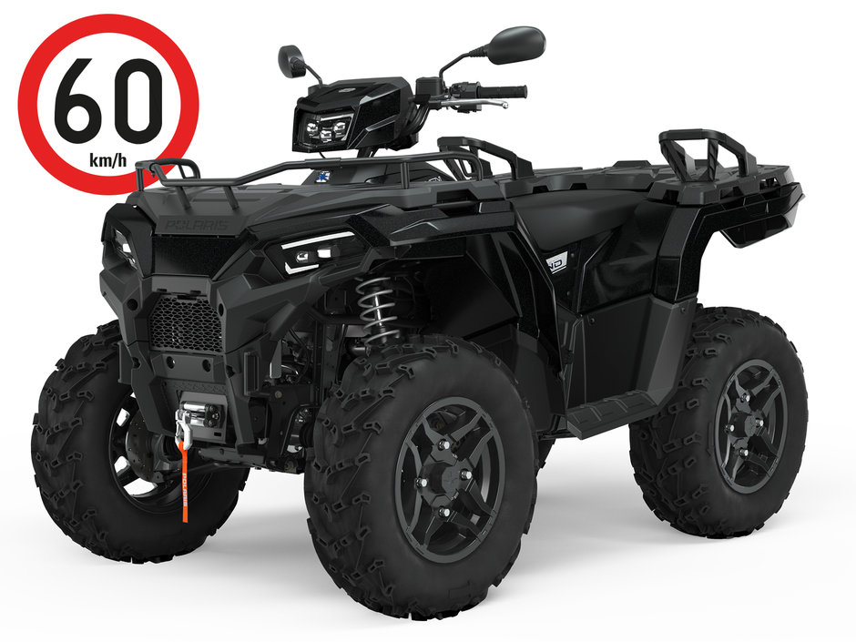 2021 sportsman 570 tractor t3b black pearl 3q reference