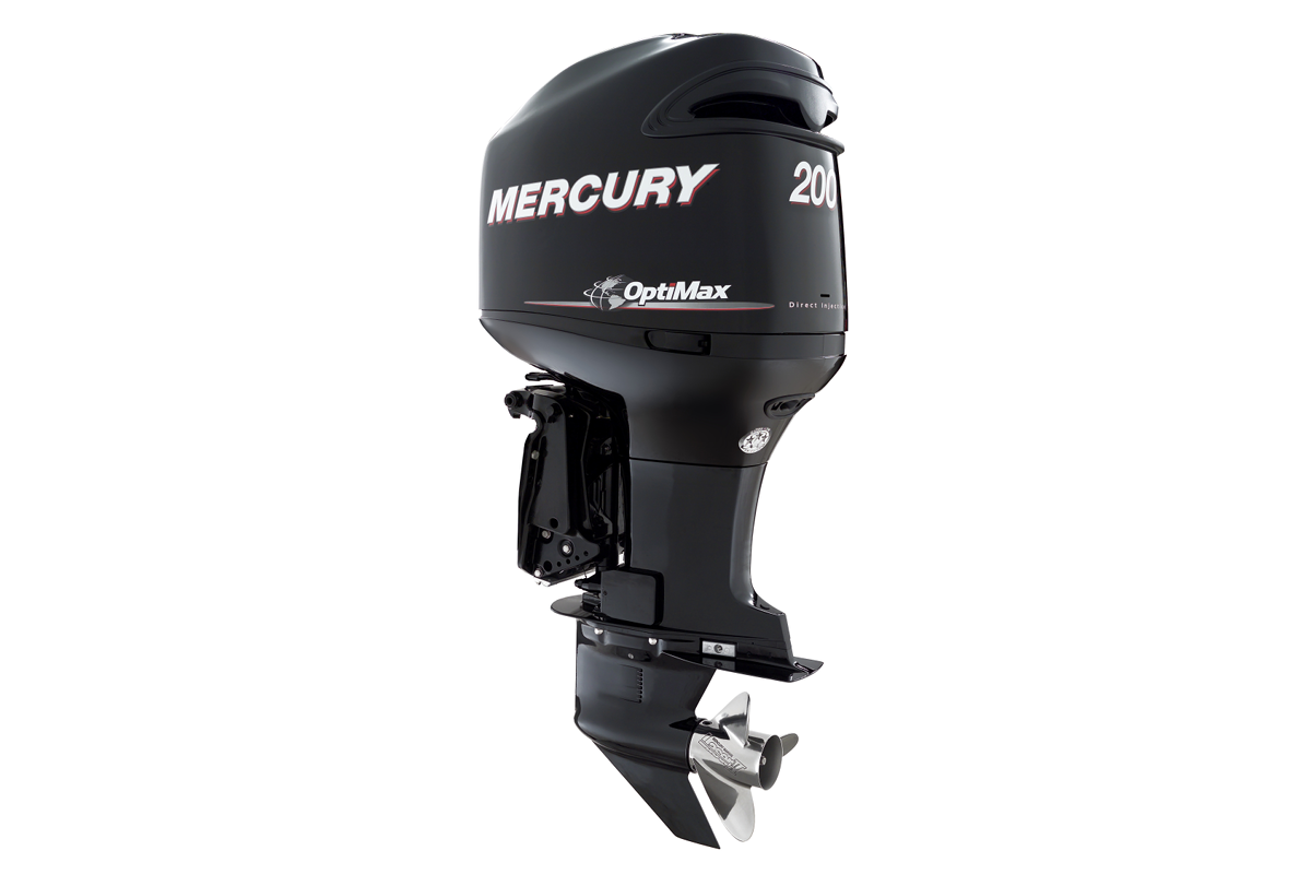 Mercury 200 OptiMax 1