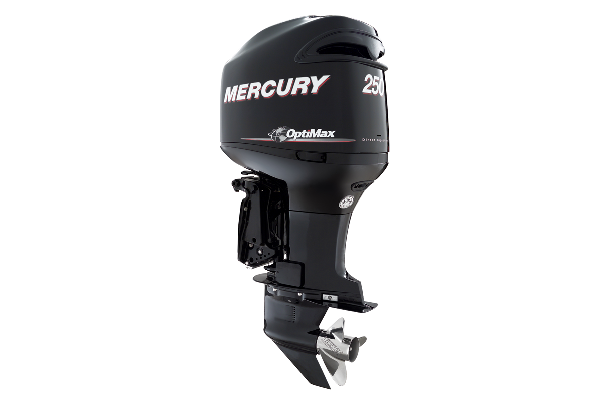 Mercury 250 OptiMax 1