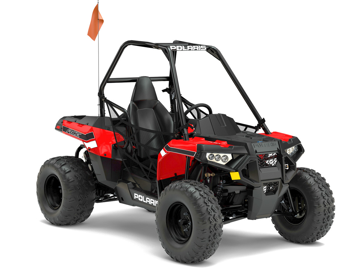 Polaris Sportsman ACE 150 EFI 1