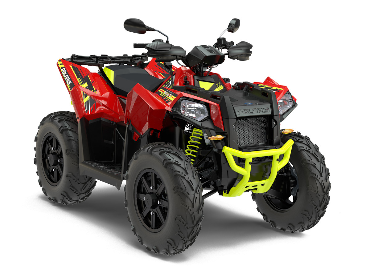Polaris Scrambler XP 1000 EFI EPS 1
