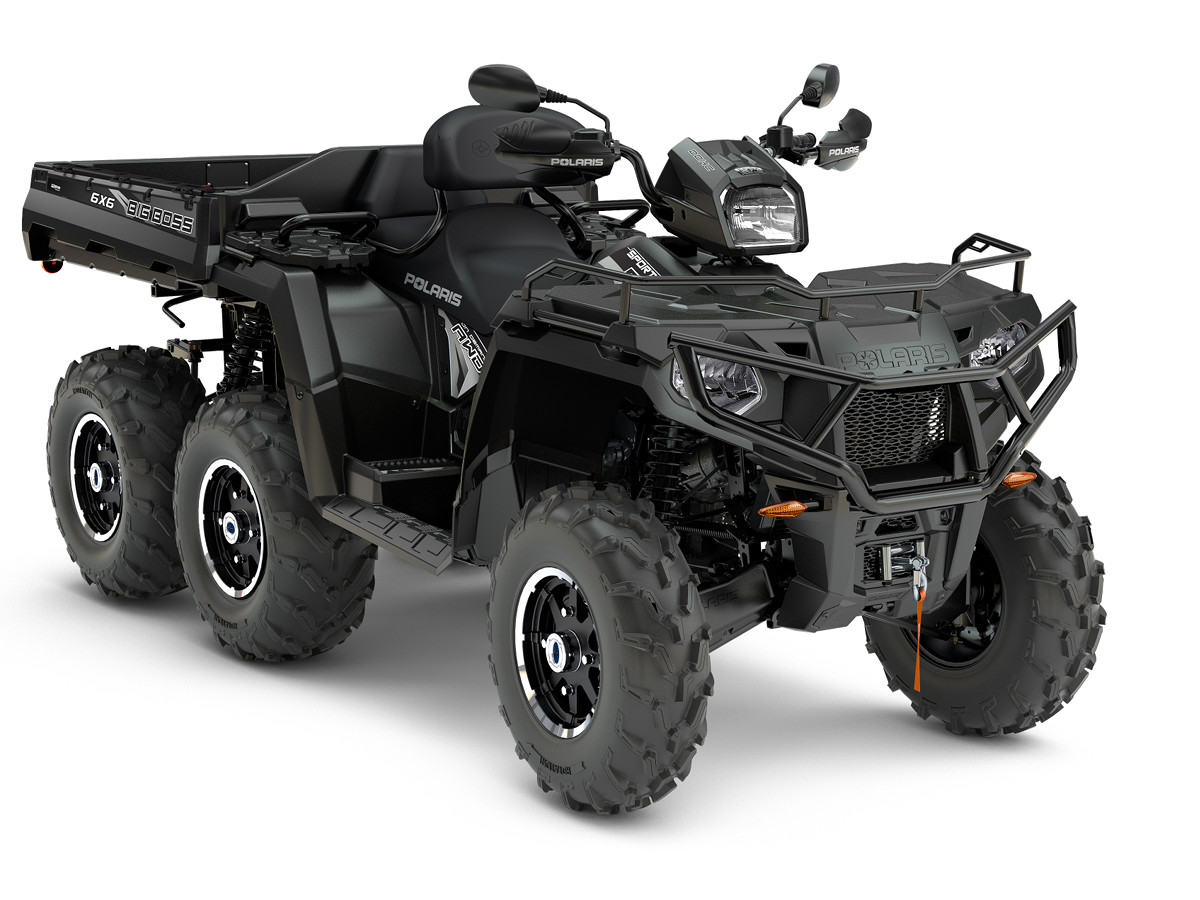 Polaris Sportsman 570 EFI EPS LE 6x6 Big Boss 1