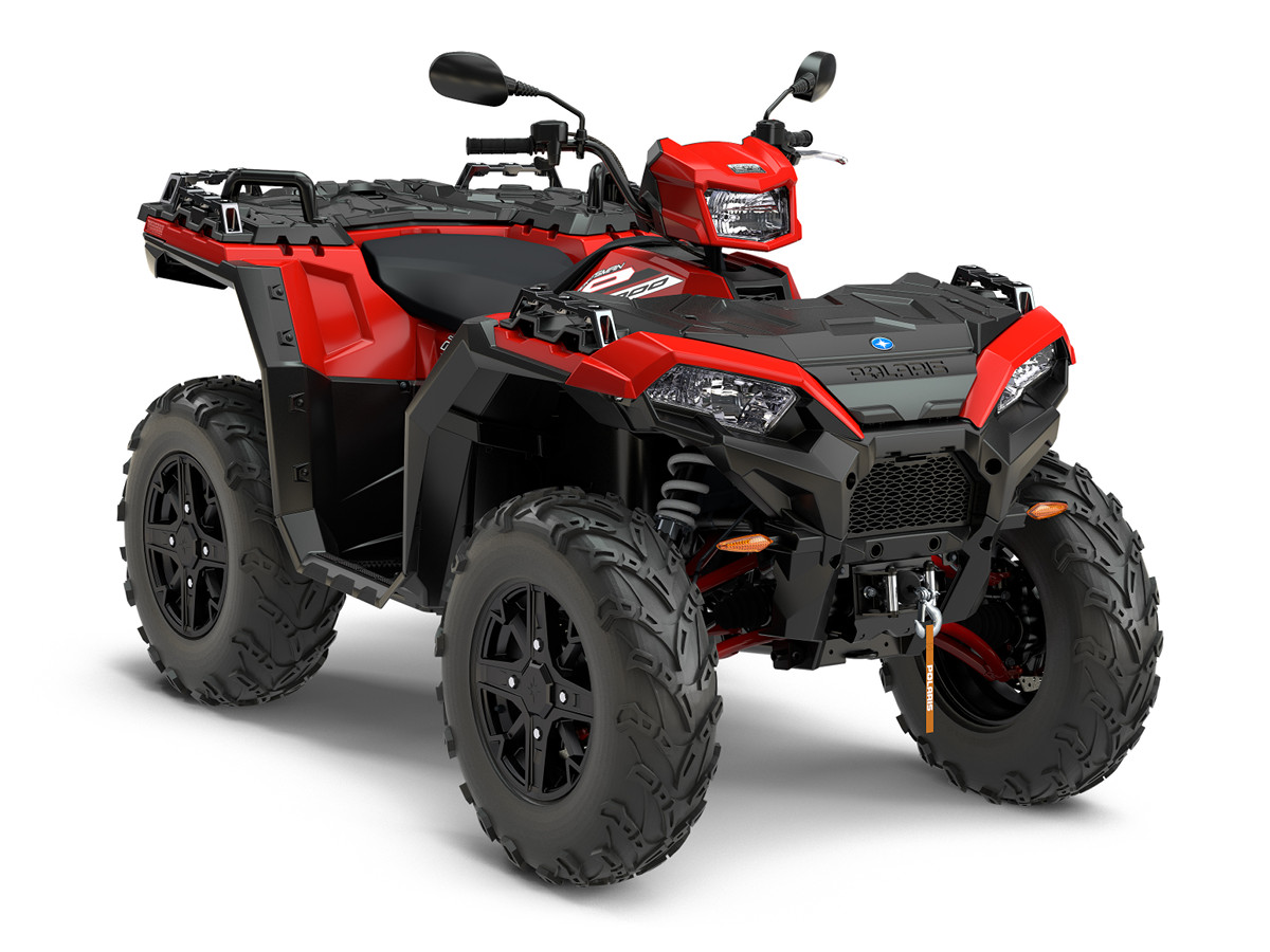 Polaris Sportsman XP 1000 EFI EPS 1