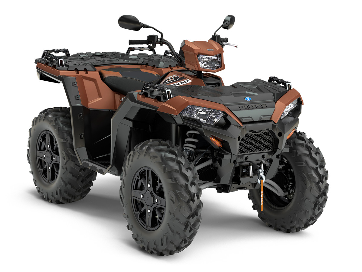Polaris Sportsman XP 1000 EFI EPS LE 1