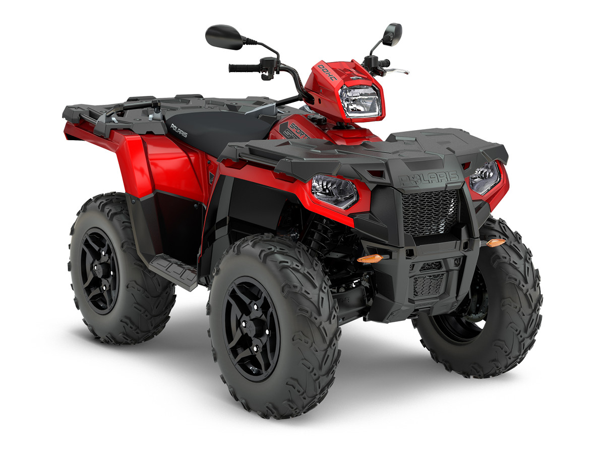 Polaris Sportsman 570 EFI EPS SP 4x4
