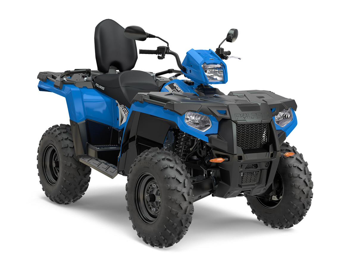 Polaris Sportsman 570 EFI EPS Touring 1