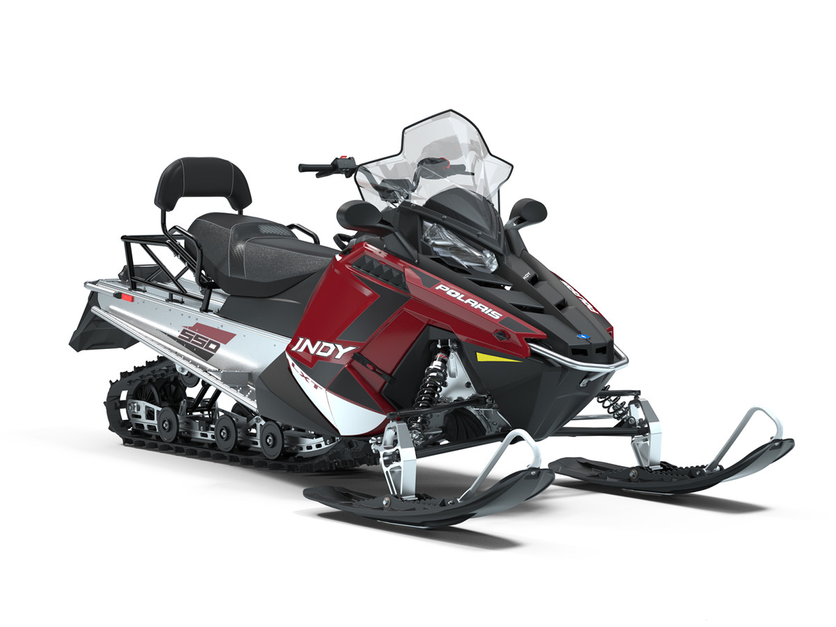 Polaris Indy 550 LXT 144 ES 1