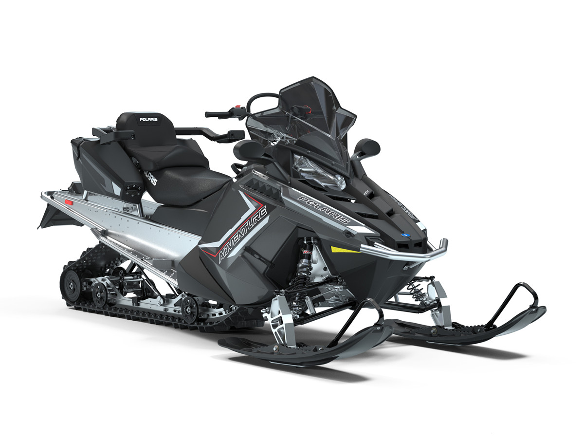 Polaris Indy 550 Adventure 155 ES 1