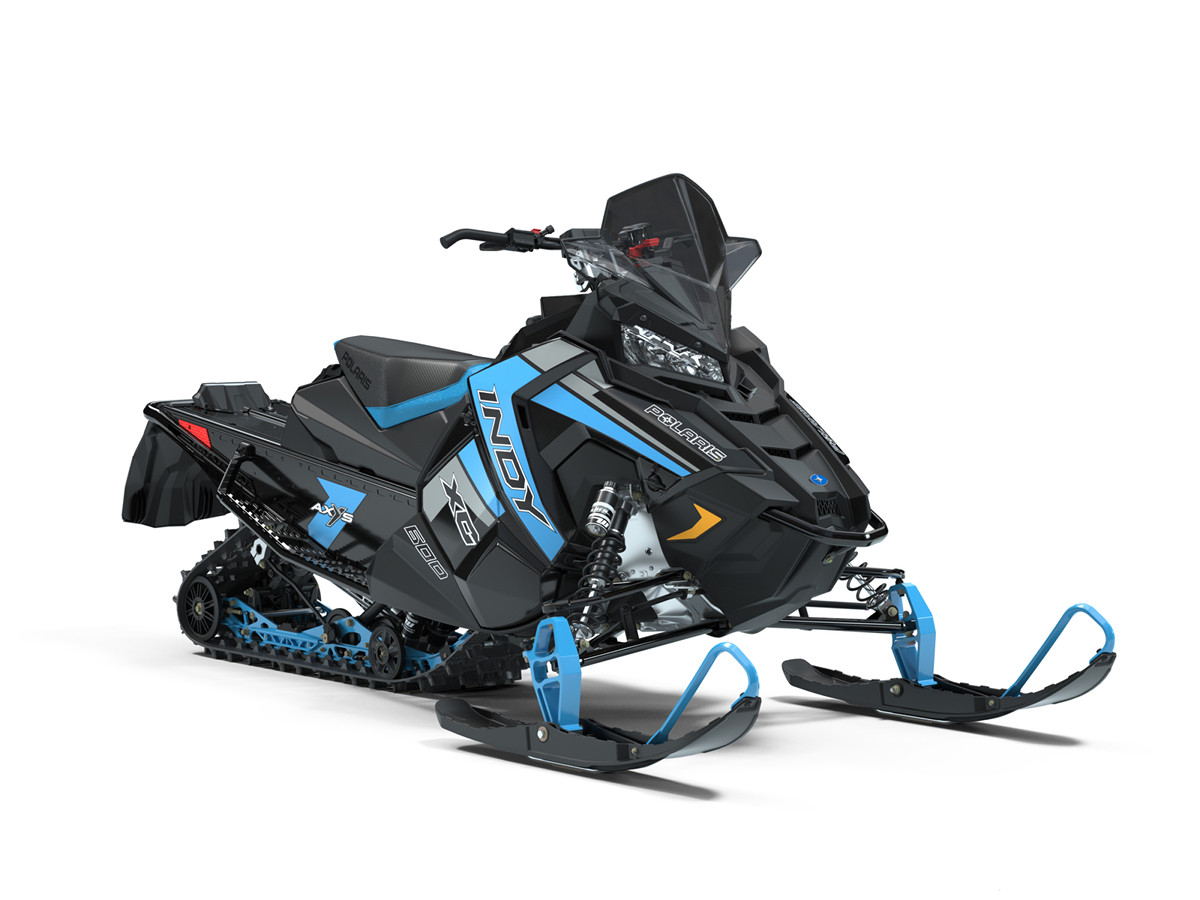 Polaris Indy 600 XC 129 ES 1