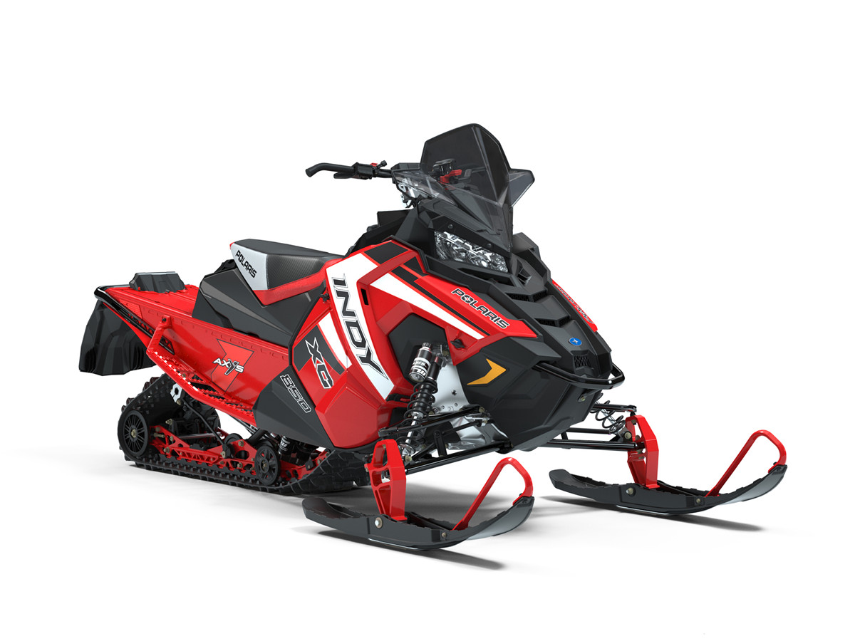 Polaris Indy 850 XC 129 ES IDD 1