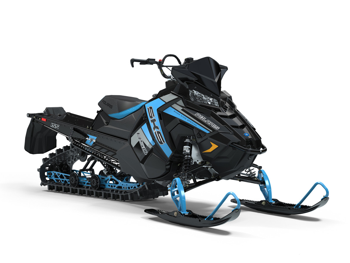 Polaris Axys 850 SKS 155 ES Peak 1