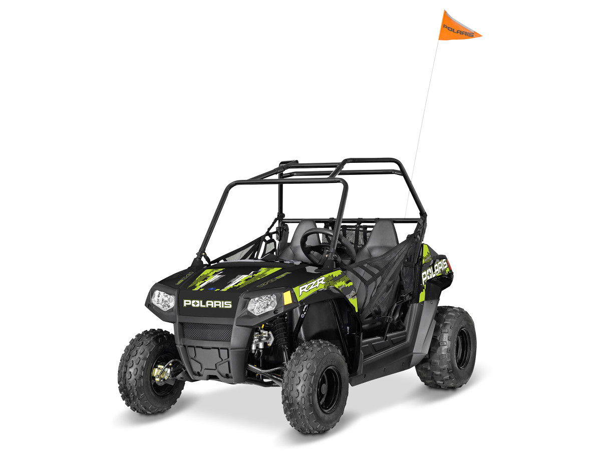 Polaris RZR 170 Cruiser Black 1