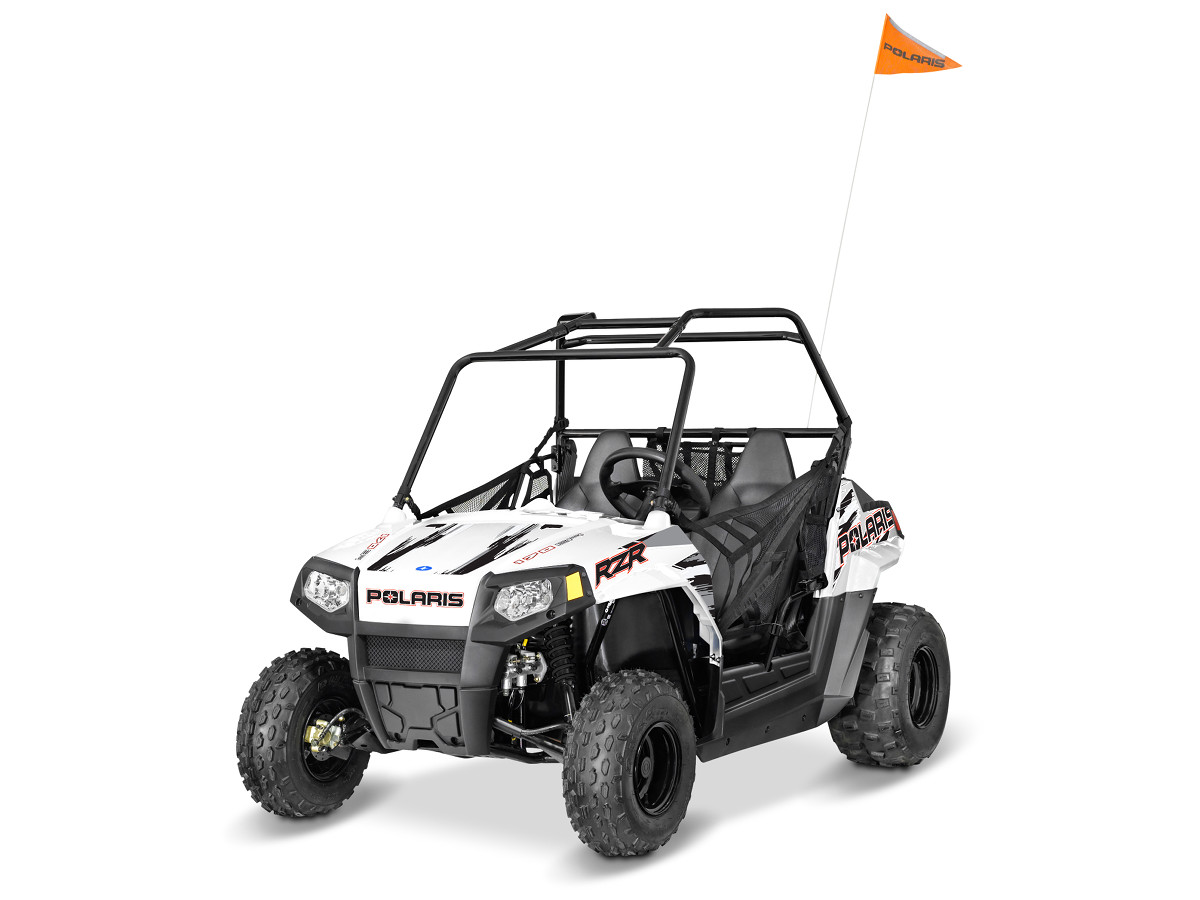 Polaris RZR 170 Ghost Gray 1