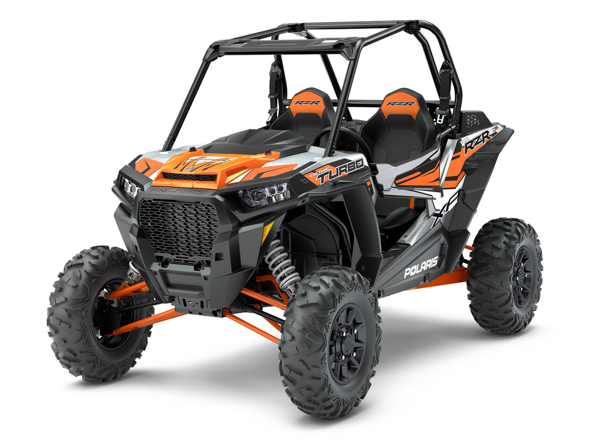 Polaris RZR XP Turbo EPS 1