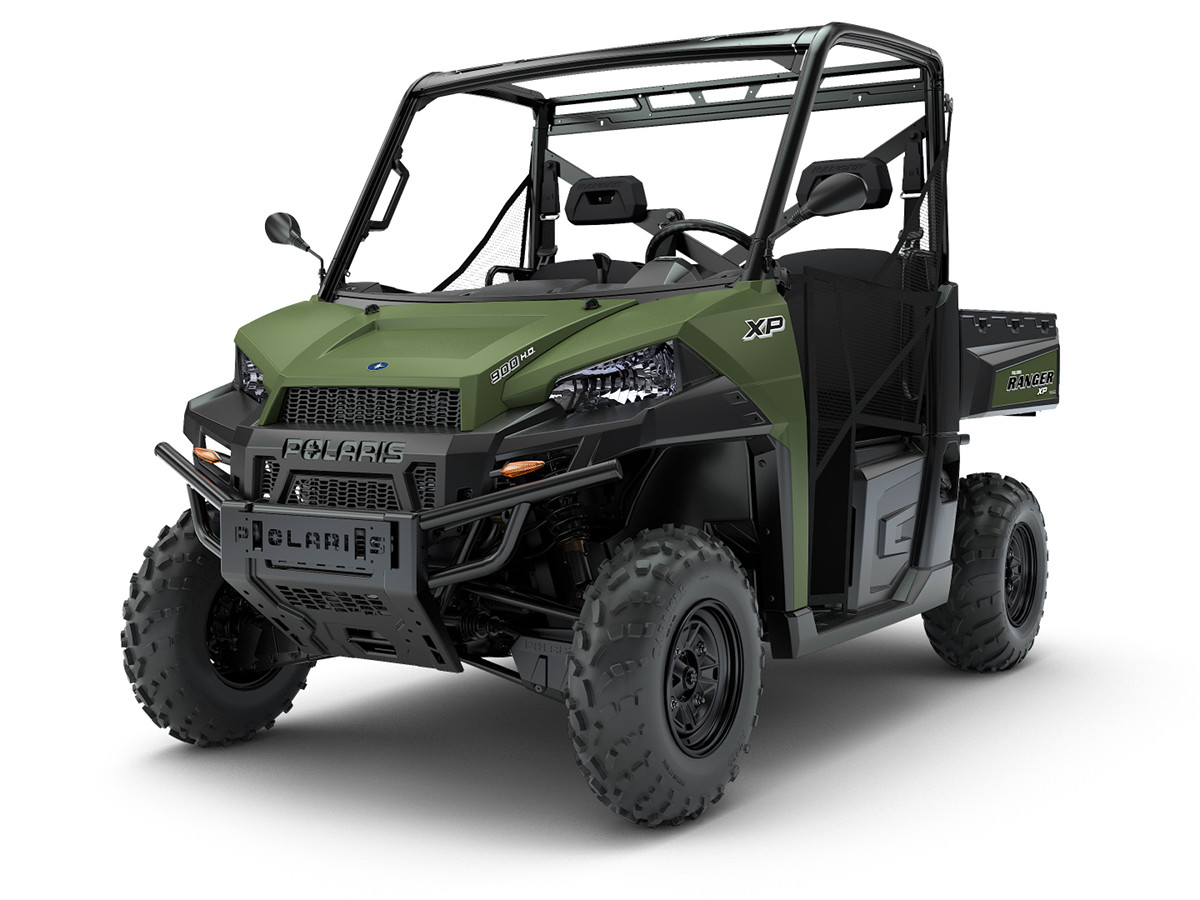 Polaris Ranger XP 900 EPS EFI 4x4