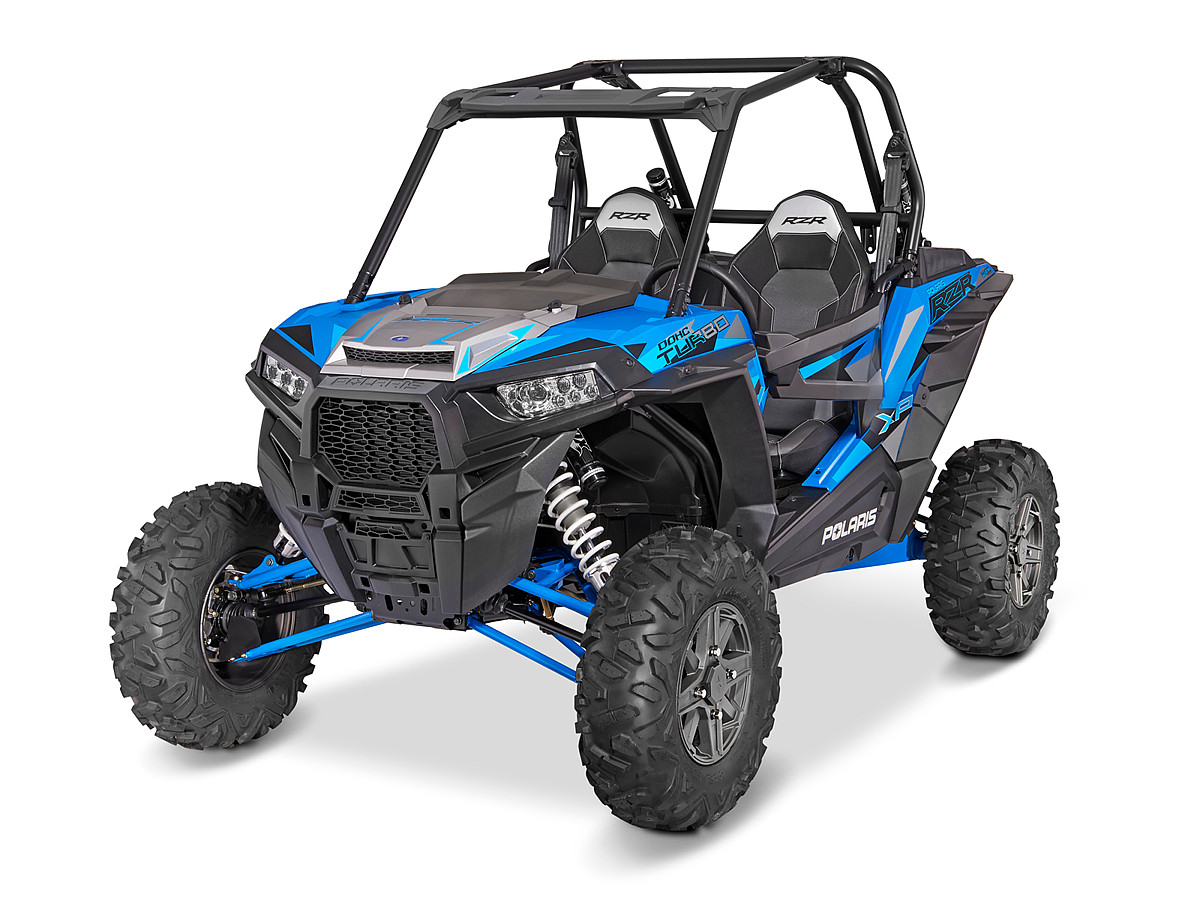 Polaris RZR XP 1000 Turbo EPS EFI 4x4 (MS2)