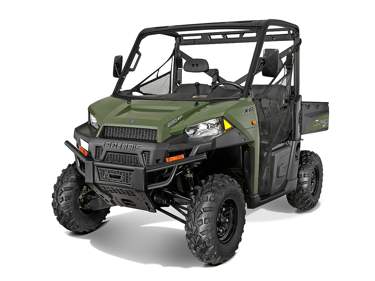 Polaris Ranger XP 900 EPS 4x4 1