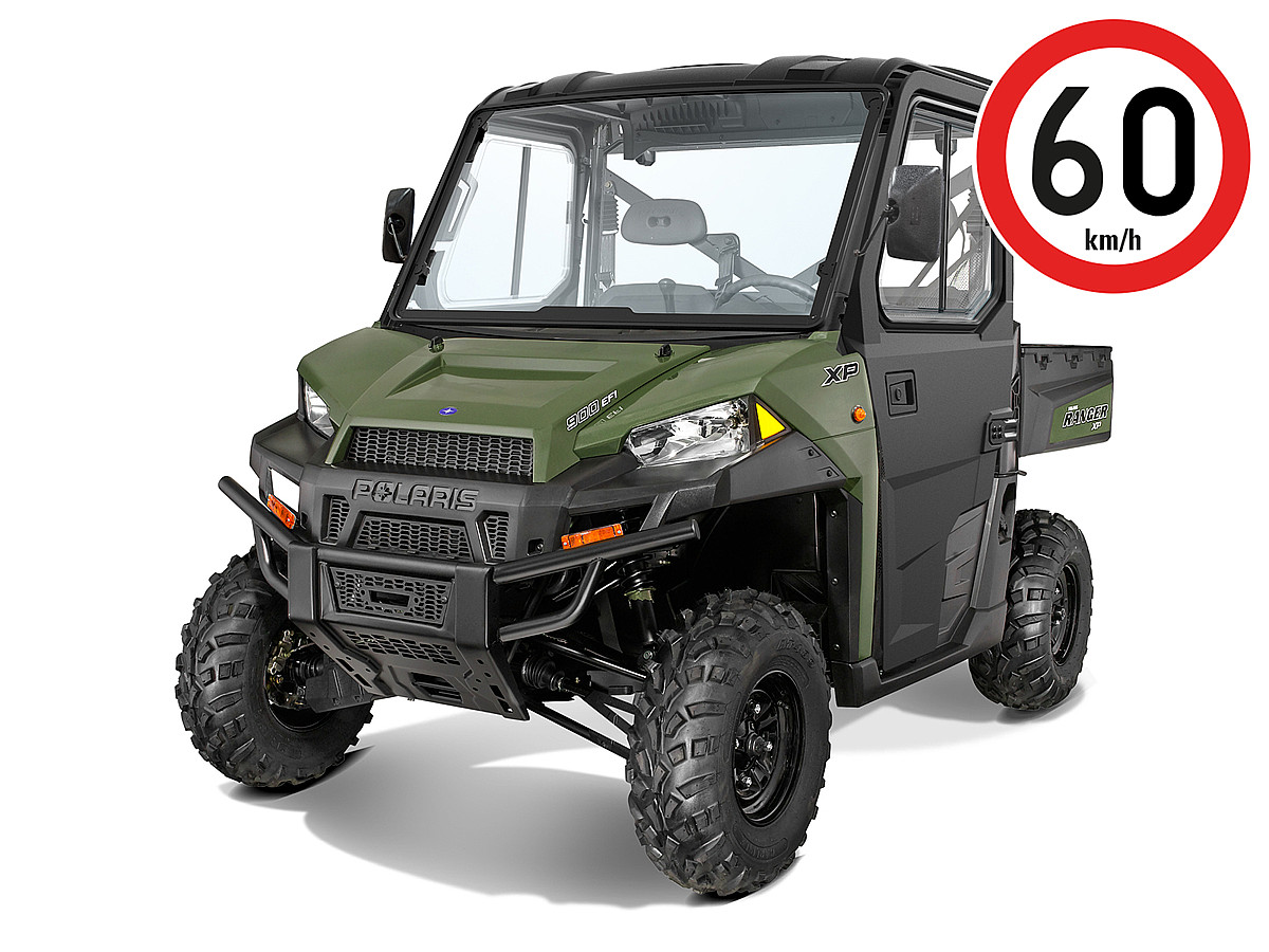 Polaris Ranger XP 900 EPS Cabin 4x4 1