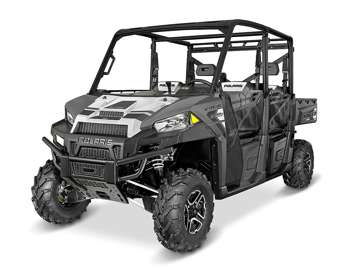 Polaris Ranger XP 900 EPS Crew 6 seat 4x4 1