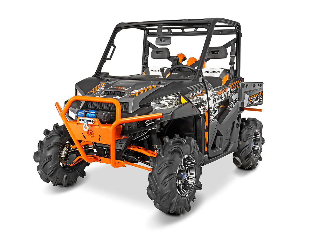 Polaris Ranger XP 900 EPS High Lifter 4x4 1