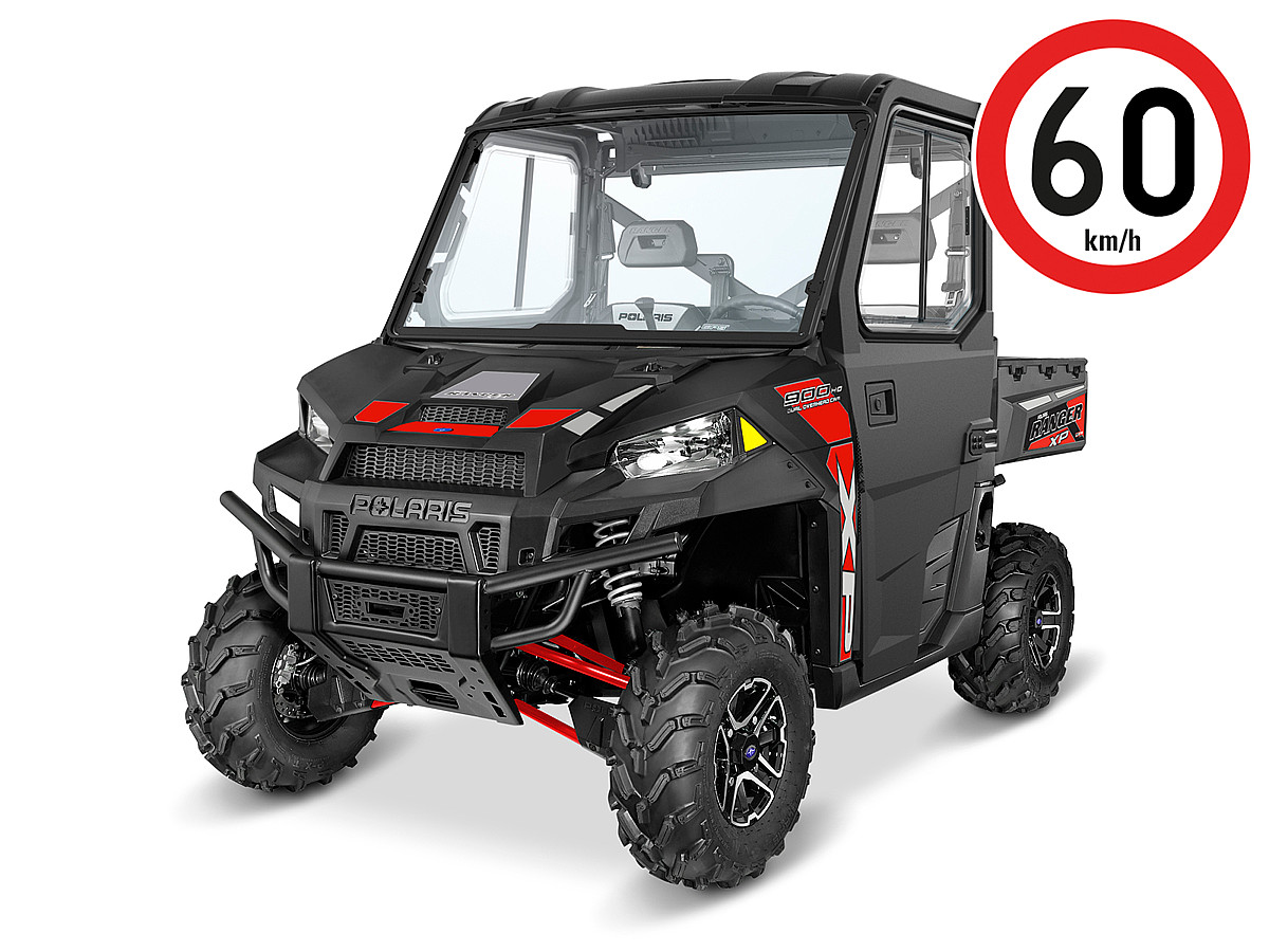 Polaris Ranger XP 900 EPS LE Cabin 4x4 1