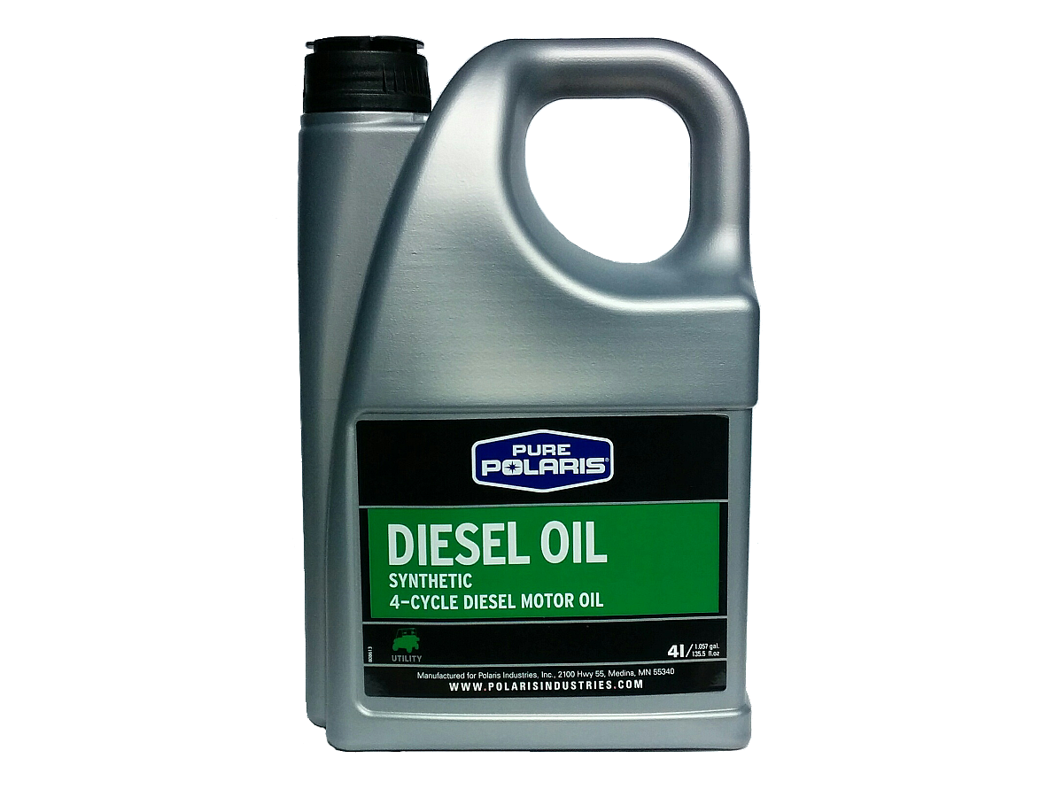 Polaris Diesel Oil 4L